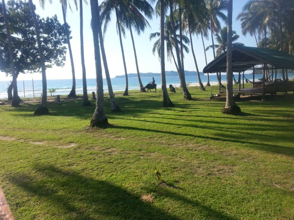 Part 3 of our Philippines Trip: Nacpan Beach