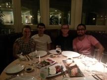 Dinner at Sofitel Hotel's Do Forni