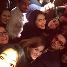 Elevator #selfie!