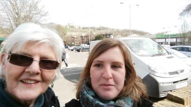 Dover Castle #Selfie