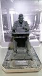 statue of Alan Turing