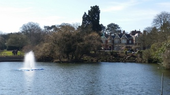the mansion of Bletchley Park