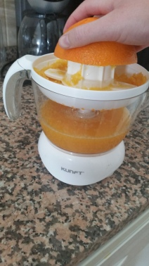 our juicer!