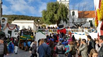 Carnival in Alte