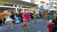 Ladies at the Carnival in Loule