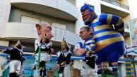 Carnival in Loule