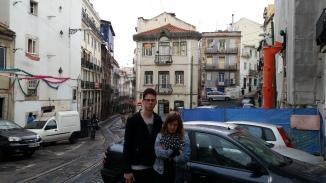 siblings in Lisbon
