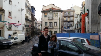 siblings in Lisbon