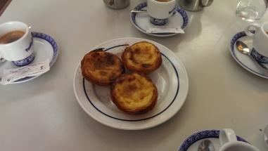 our Pasteis de Nata