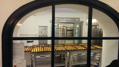 SO many pasteis de nata!