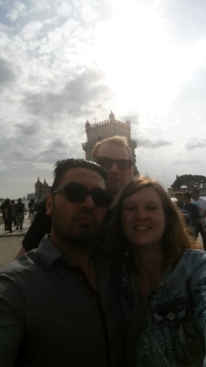 #selfie at the torre de belem