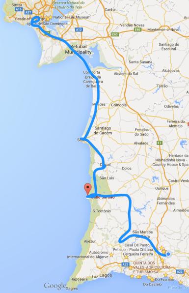 Cabo_Sardão_-_Google_Maps