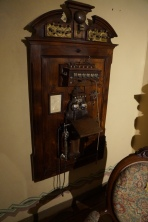 some type of old-school phone