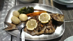 sea bream!