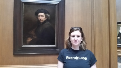 being serious with Rembrandt
