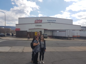A quick stop at Boyer Candy Factory in Altoona