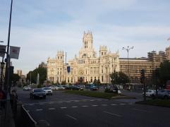 Madrid City Hall!