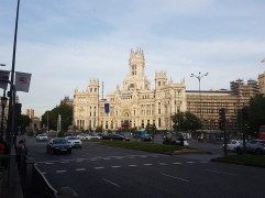 Madrid City Hall!