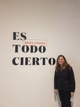 A quick trip through the Reina Sofia's Bruce Conner exhibit.