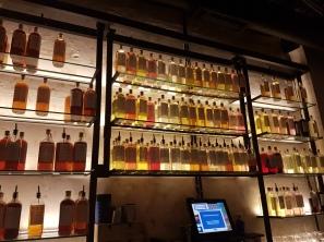 At the gin bar!