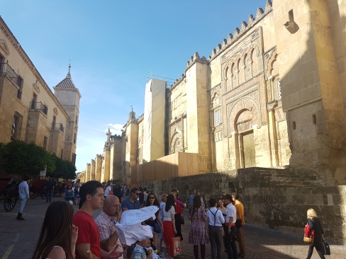 The Mezquita!