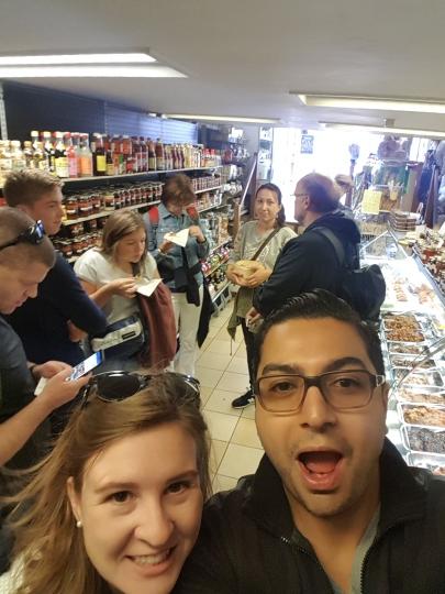 At the toko