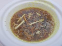 Delicious spicy soup!
