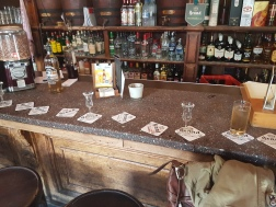 After leaving the market, we went to a traditional Dutch Brown Bar and drank Jenever