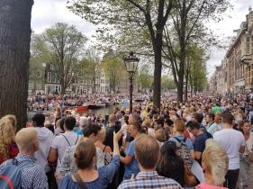 Pride crowds round 1