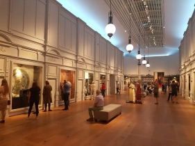 The main gallery