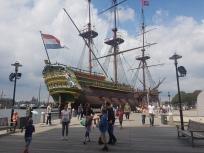 a big ol' boat!