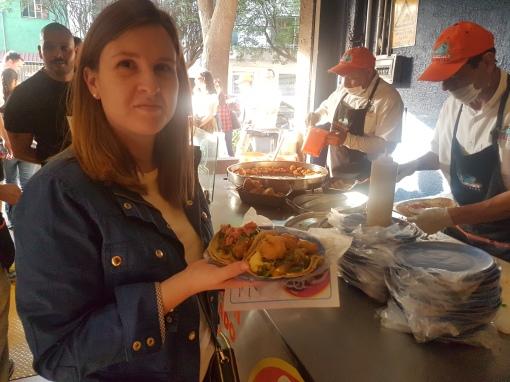 @ El Pescadito - tacos!