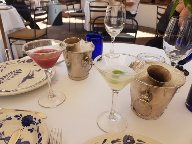 Restaurante San Angel Inn - cocktails