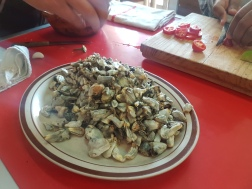 huitlacoche before we've cooked it!