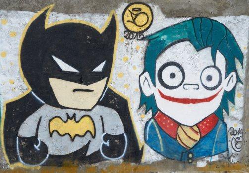 The local graffiti