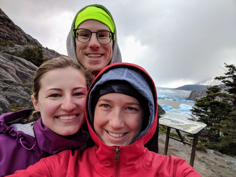 Glacier Selfie!