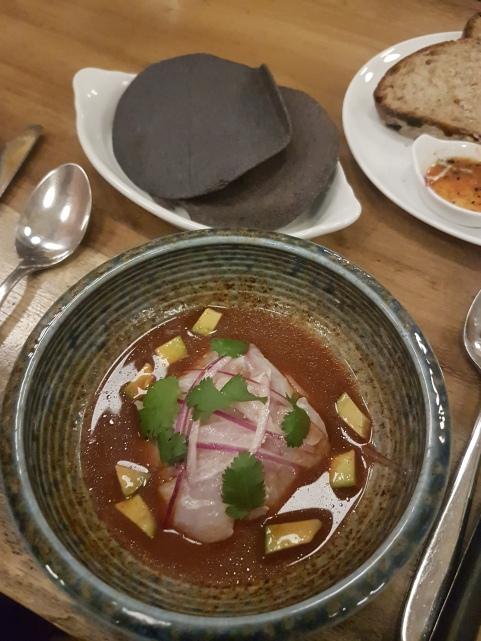 Creative deliciousness at Amaya