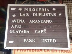 Pulqueria las Duelistas