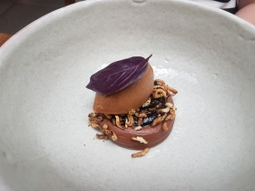 Chocolate, zapote, tamarind